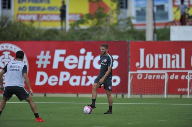 Inter formou ou contratou 19 laterais-direitos na última década Anselmo Cunha/Agencia RBS