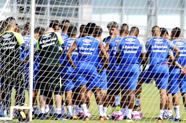 """Luciano Périco: """"Fevereiro quente para o Tricolor"""" André Ávila/Agencia RBS"""