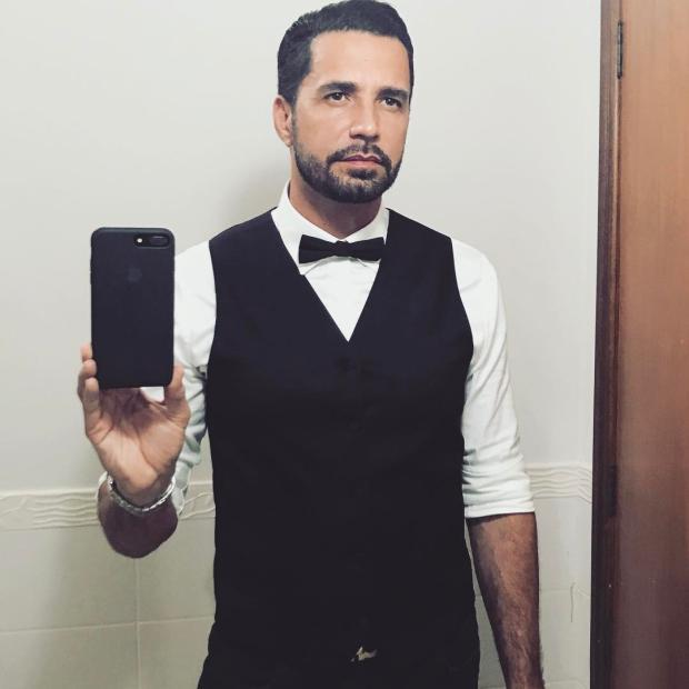 Latino faz acordo e evita ser preso por não pagar pensão Instagram / Reprodução/Reprodução