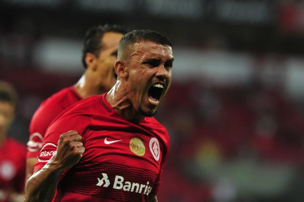 "Marcelo Carôllo: ""Pottker joga por meio time do Inter"" Fernando Gomes / Agência RBS/Agência RBS"