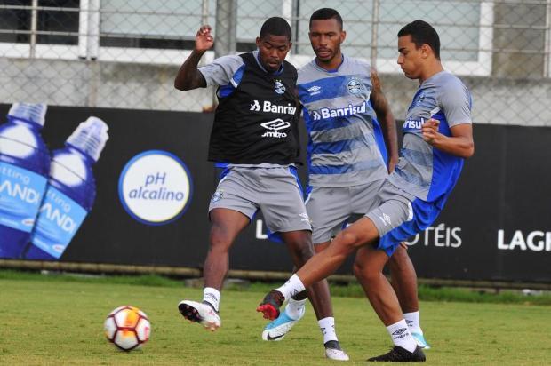 """Cacalo: """"Folga e trabalho"""" Fernando Gomes/Agencia RBS"""