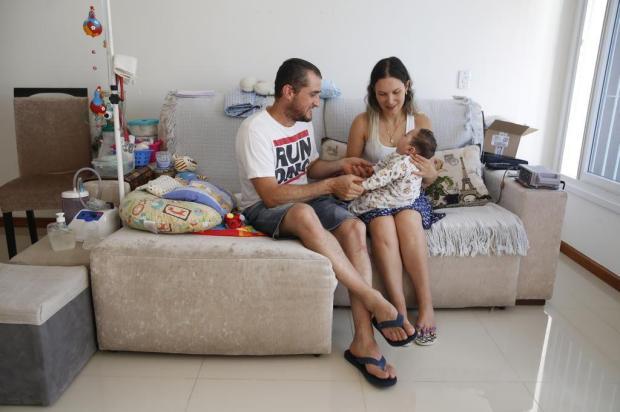 Casal de PMs arrecada quase R$ 40 mil e tem encomendas de cucas para dois meses Anselmo Cunha/Especial