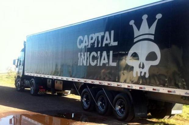 Dinho Ouro Preto relata assalto à equipe do Capital Inicial Reprodução/Instagram