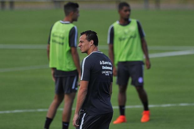 A bola não entra: Leandro Damião vive maior período sem gols desde retorno ao Inter Matheus Bruxel/Agencia RBS