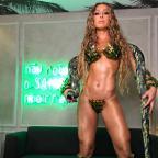 Sabrina Sato arrasa com fantasia de Eva para baile de Carnaval Instagram / Reprodução/Reprodução