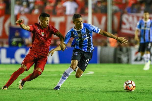 "Guerrinha: ""Grêmio terá missão possível na Arena"" LUCAS UEBEL/GREMIO FBPA"