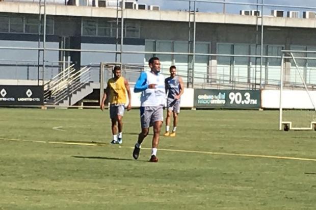 """Guerrinha: """"Grêmio precisa pegar o elevador"""" André Silva/"""