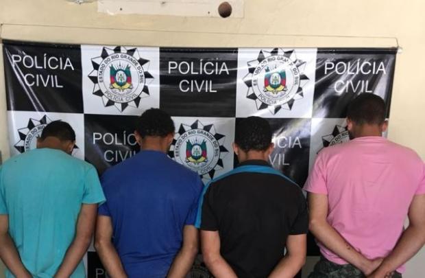 Operação contra abigeato termina em troca de tiros na Região da Campanha Divulgação / Polícia Civil/Polícia Civil