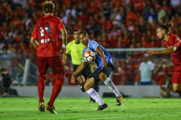 """Luciano Périco: """"Mirando a Recopa"""" Lucas Uebel / Grêmio, Divulgação/Grêmio, Divulgação"""