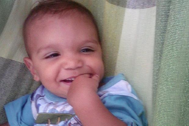 Depois de três adiamentos, bebê consegue realizar cirurgia no crânio em Porto Alegre Arquivo Pessoal / Leitor/DG/Leitor/DG