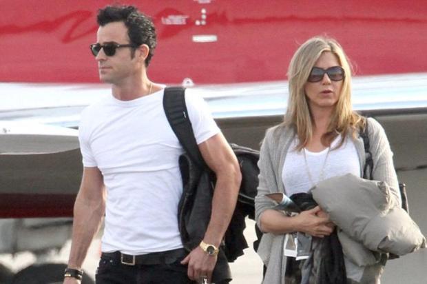 Jennifer Aniston e Justin Theroux anunciam separação reprodução/daily mail