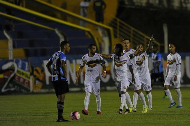 """Guerrinha: """"Derrota contra o Veranópolis complicou o Grêmio"""" Tadeu Vilani/Agencia RBS"""