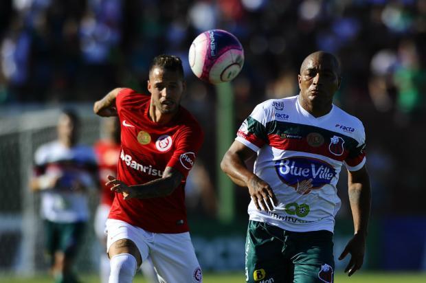 Inter e São Paulo-RG empatam em 0 a 0 no Aldo Dapuzzo Mateus Bruxel / Agência RBS/Agência RBS