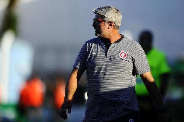"""Guilherme Becker: """"Empate com a cabeça na Copa do Brasil"""" Mateus Bruxel/Agencia RBS"""