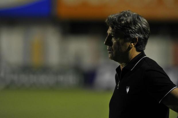 """Guerrinha: """"Noite de Recopa e Copa do Brasil"""" Tadeu Vilani/Agencia RBS"""