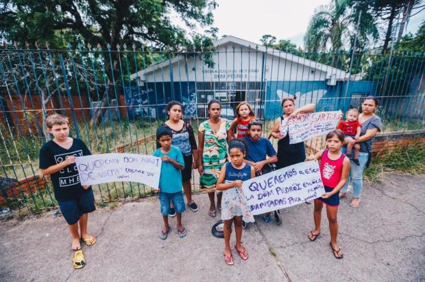 Do prédio novo aos que não tiveram férias: o que esperar da volta às aulas na rede estadual Omar Freitas/Agencia RBS