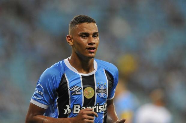 "Cacalo: ""Estreia do Grêmio"" Félix Zucco/Agencia RBS"