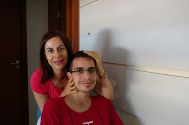 Jovem que ficou paraplégico após acidente sonha em retomar movimentos e concluir faculdade de enfermagem Arquivo Pessoal / Leitor/DG/Leitor/DG