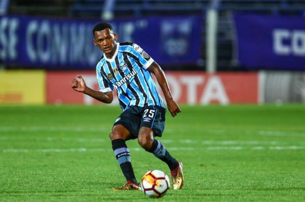 """Cacalo: """"As avaliações sobre o Grêmio"""" LUCAS UEBEL/GREMIO FBPA"""