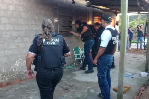 Desarticulada quadrilha que roubava gado e sítios para financiar tráfico de drogas Divulgação/Polícia Civil