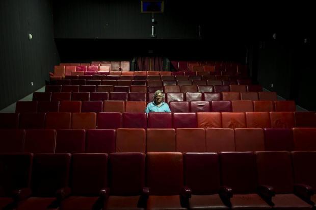 Único cinema de Viamão fecha as portas Mateus Bruxel/Agencia RBS