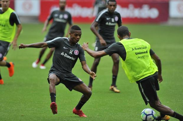Contra o Cianorte, Marcinho ganha uma chance no ataque do Inter Anselmo Cunha/Agencia RBS