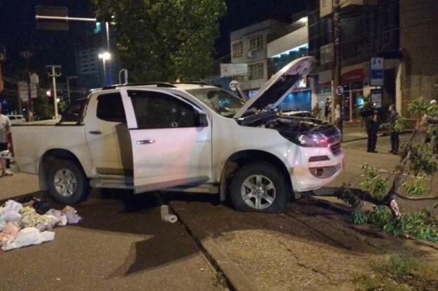Três homens são presos após furar barreira de trânsito e trocar tiros com a Guarda Municipal Gilberto de Lima/Arquivo Pessoal