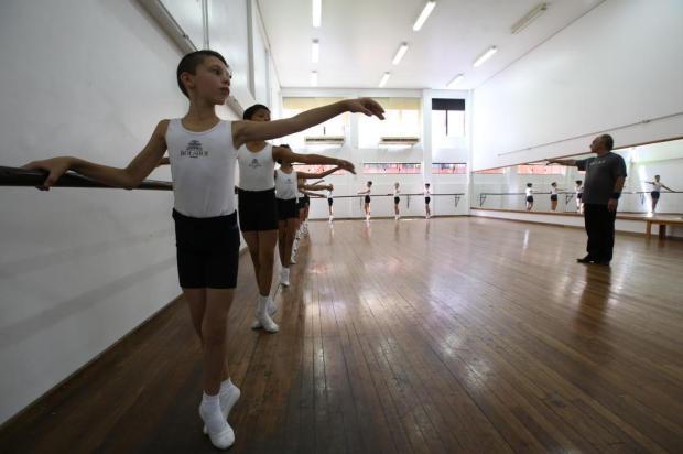A nova vida de Brian, o bailarino de Canoas que estuda na escola do Teatro Bolshoi Tadeu Vilani/Agencia RBS