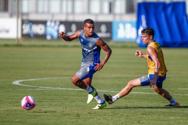 """Luciano Périco: """"Juventude x Grêmio será divisor de águas no Gauchão"""" Lucas Uebel / Grêmio/ Divulgação/Grêmio/ Divulgação"""