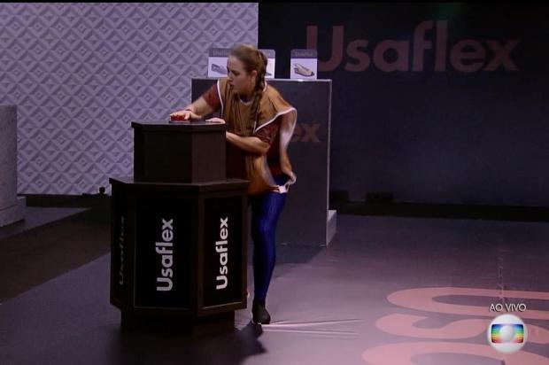 """""""BBB 18"""": Patrícia é a líder da semana Gshow/Reprodução"""