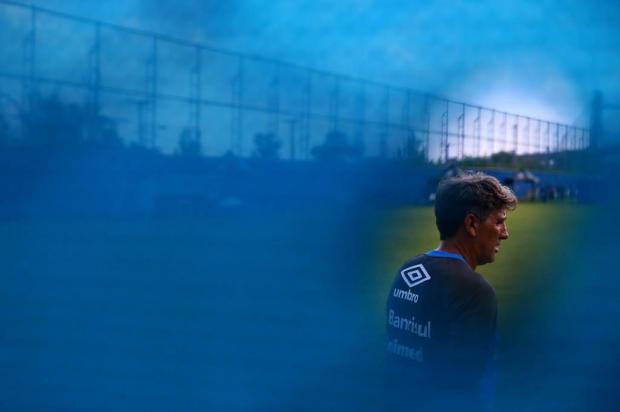 Como o Grêmio faz do mistério uma de suas armas no Gre-Nal Lauro Alves/Agencia RBS
