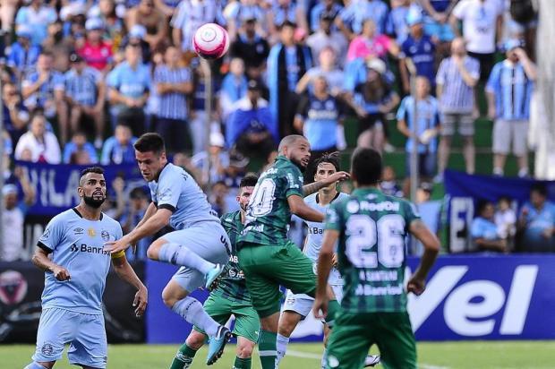 """Guerrinha: """"Grêmio fica com a vaga na mão"""" Tadeu Vilani/Agencia RBS"""