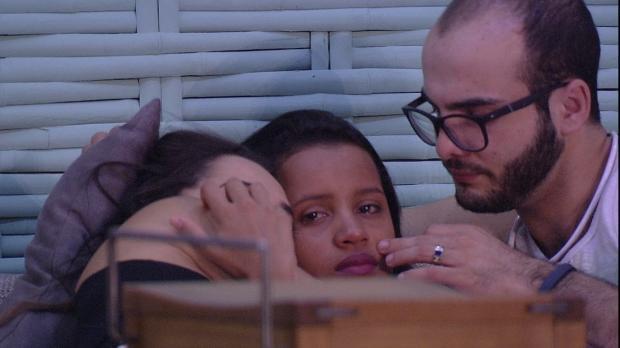 Boletim BBB: votação aberta provoca climão entre os brothers TV Globo / Reprodução/Reprodução