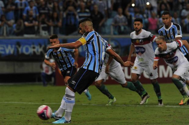 """Cacalo: """"A impecável atuação de Maicon"""" Mateus Bruxel/Agencia RBS"""