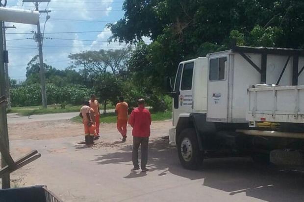 Bueiro aberto na zona norte de Porto Alegre é consertado após seis meses Arquivo Pessoal / Leitor/DG/Leitor/DG