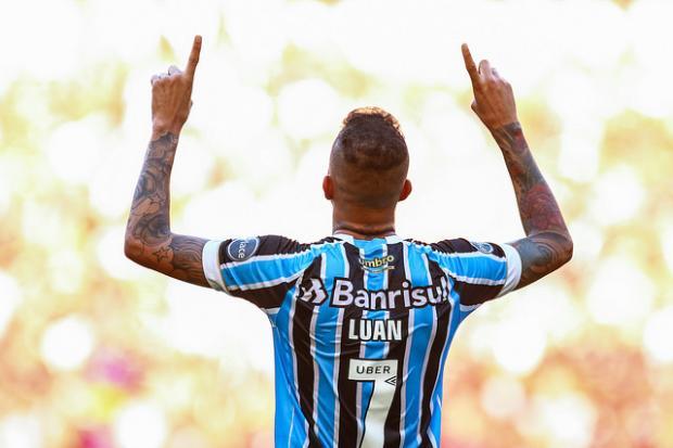 """Luciano Périco: """"Principal contratação para a temporada já está na Arena"""" Lucas Uebel/Grêmio FBPA"""