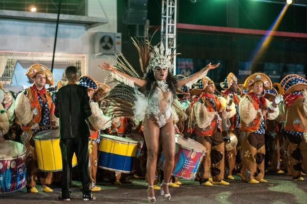 Academia de Samba Cohab-Santa Rita vence Carnaval de Guaíba Juliana Villeroy/Prefeitura de Guaíba