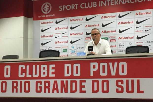 """""""Resultado mais justo seria um empate"""", entende vice de futebol do Inter José Alberto Andrade / Agência RBS/Agência RBS"""
