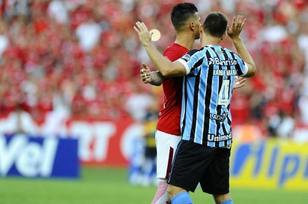 """Guerrinha: """"O favoritismo do Grêmio é oceânico. Inter terá de jogar no limite"""" Fernando Gomes/Agencia RBS"""