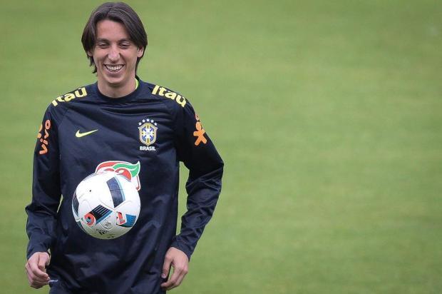 """Cacalo: """"Por que prejudicar o Grêmio no glorioso Gauchão?"""" Pedro Martins/Mowa Press"""