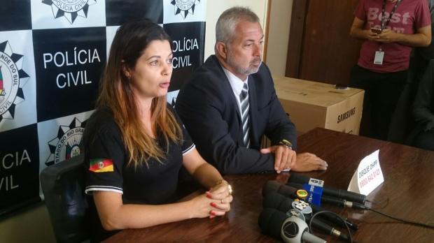 Garoto de programa teria sido torturado e morto a mando de seus ex-namorados Divulgação, Polícia Civil/