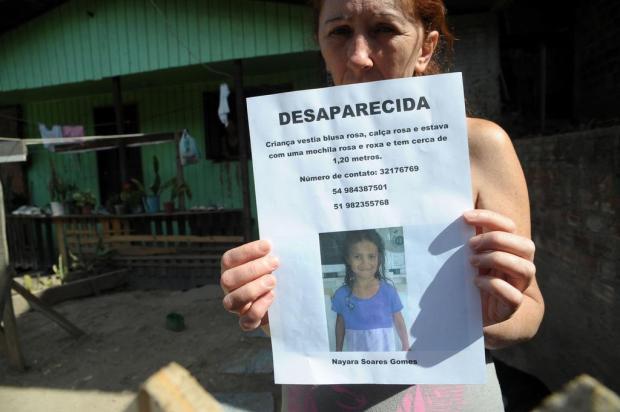 Esclareça cinco mitos sobre o desaparecimento de menina em Caxias do Sul Marcelo Casagrande/Agencia RBS