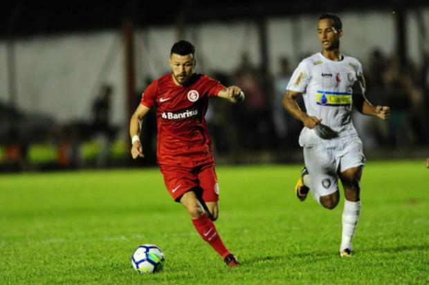 Inter define ataque e ajusta a defesa para voltar à temporada diante do Vitória Ricardo Duarte / Inter, Divulgação/Inter, Divulgação