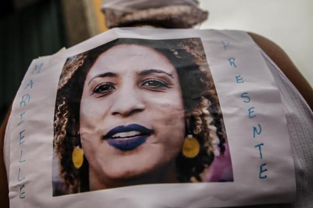 Polícia faz reconstituição do assassinato de Marielle Marco Favero/Diário Catarinense