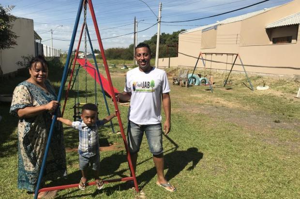 União de moradores faz transformações em Cachoeirinha Aline Custódio/Agência RBS