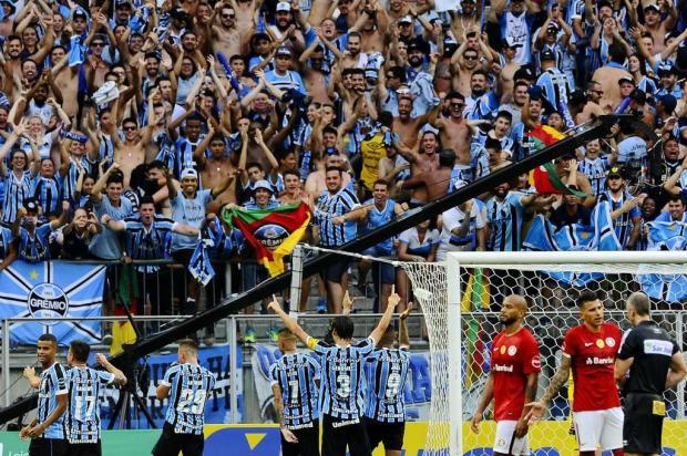 """Guerrinha: """"A diferença entre Grêmio e Inter é gritante"""" Mateus Bruxel/Agencia RBS"""