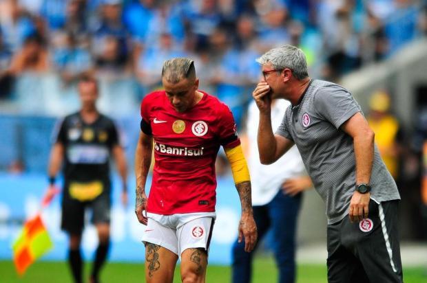 """Guerrinha: """"Inter necessita achar um jeito de se reforçar"""" Anderson Fetter/Agencia RBS"""