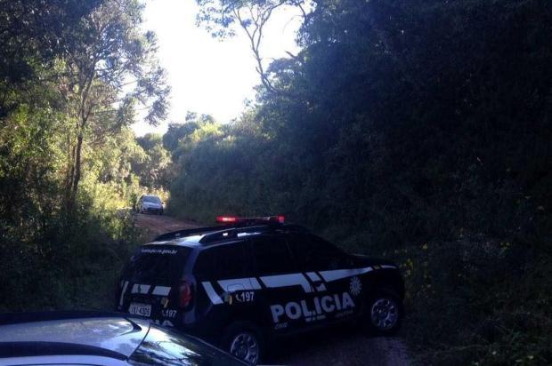 Corpo de Naiara é encontrado em Caxias do Sul Felipe Nyland/Agencia RBS