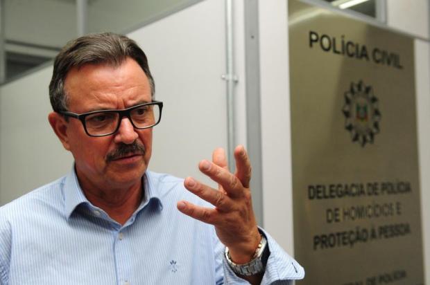 """Presume-se que tenha matado ela em sua residência"", diz delegado sobre suspeito do caso Naiara Roni Rigon/Agencia RBS"