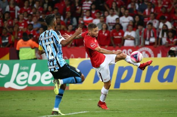 Inter vence o Gre-Nal 415, mas Grêmio se classifica à semifinal do Gauchão Jefferson Botega/Agencia RBS